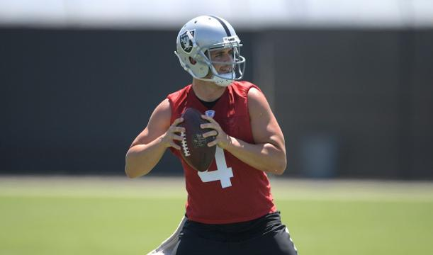 Oakland Raiders quarterback Derek Carr has agreed to a contract extension that now makes him the highest-paid player in NFL history.