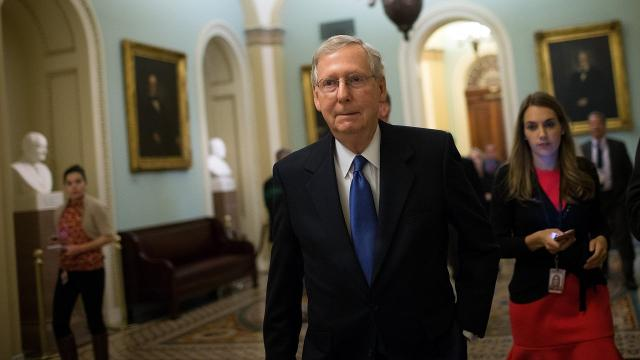 Senate GOP tweak health care bill ahead of potential Vote