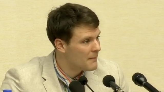 d73670d3c51eb US college student Otto Warmbier has been released from North Korea  (33.99/34)
