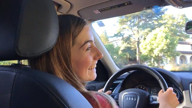 Jennifer Jolly talks about ways to use technology to keep your teens safe while they drive.