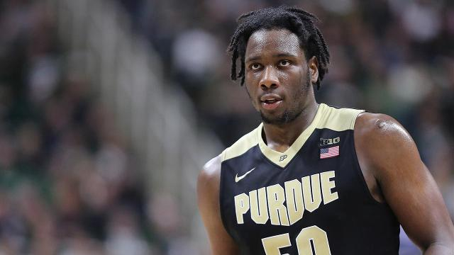 Purdue's Caleb Swanigan might be the best rebounding and passing big in this year's draft, so why is he not considered a lottery pick?