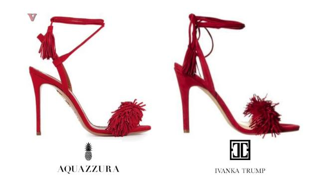 Ivanka Trump has been ordered to testify after Italian company Aquazzura filed a lawsuit claiming the designer copied one of their shoe designs. Maria Mercedes Galuppo (@mariamgaluppo) has more.