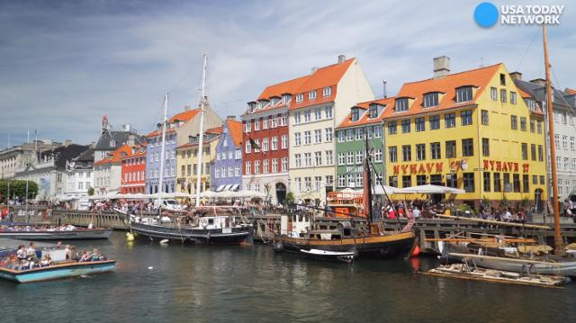 From a breathtaking castle to an amusement park that inspired Walt Disney, Copenhagen is full of colorful charm.