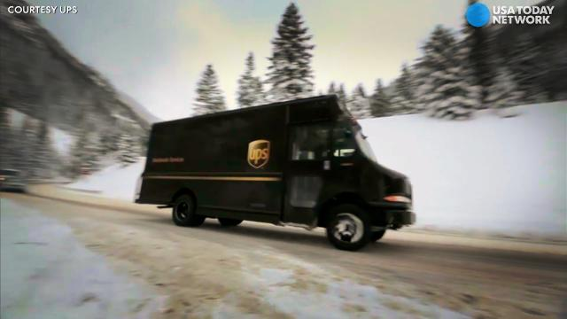 UPS will pass rising shipping costs on to customers this holiday season.