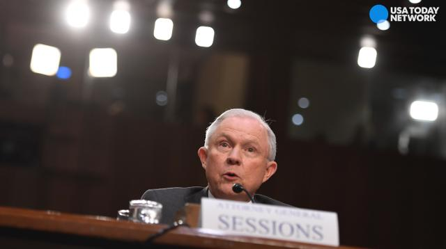 Jeff Sessions: 'I have confidence in Mueller'