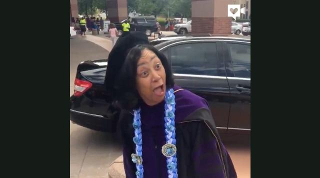 64-year-old law school graduate gets epic surprise from her children