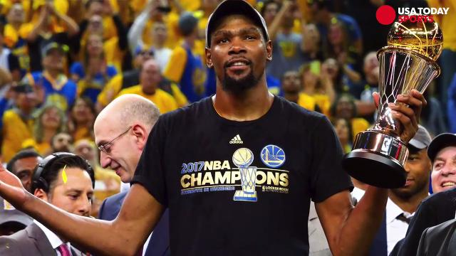 a668e8657bfe NBA teams face offseason challenges in wake of Warriors  title