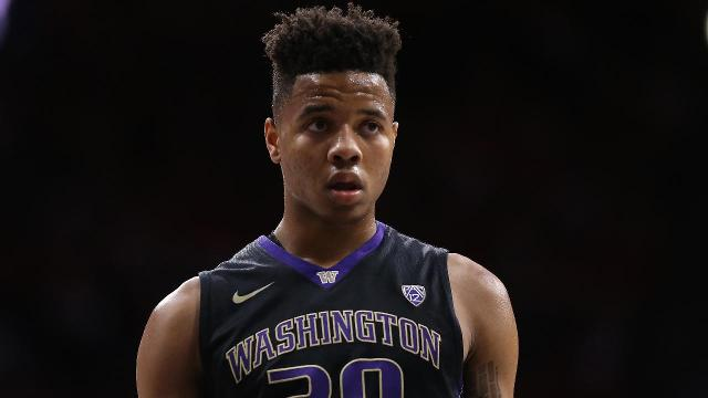 Markelle Fultz, the presumptive No. 1 pick in next week's draft, will wear Nike when he makes his NBA debut.