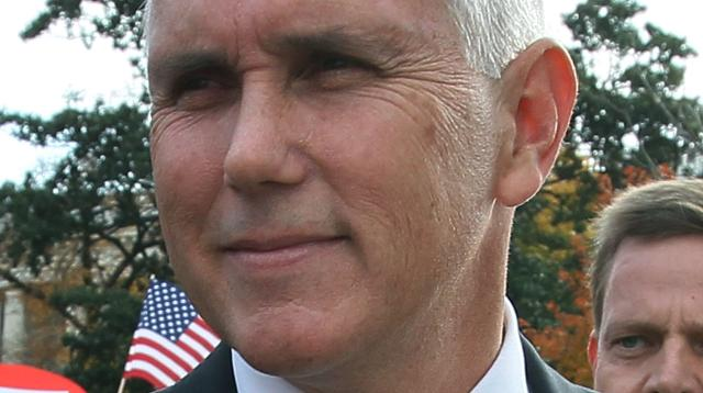 "Vice President Pence is being called a hypocrite for saying it was ""wrong"" to talk about health care ""behind closed doors"" back in 2010, when Republicans are now doing the same thing."