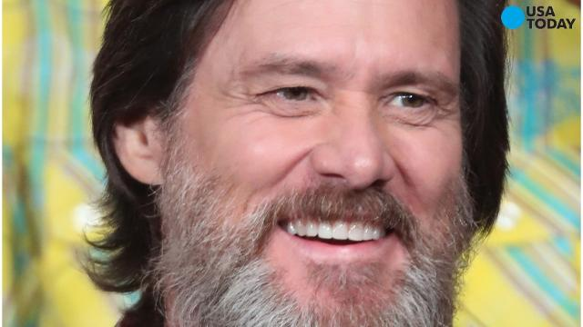 Jim Carrey talks about his new Showtime series and explains how his own experiences have inspired the series.
