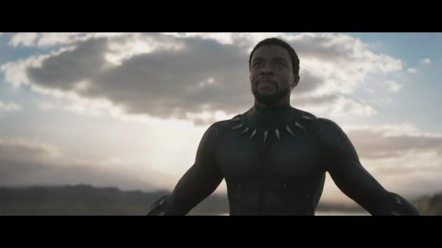 Chadwick Boseman stars as the ruler of Wakanda and its greatest hero in the Marvel superhero film 'Black Panther.'
