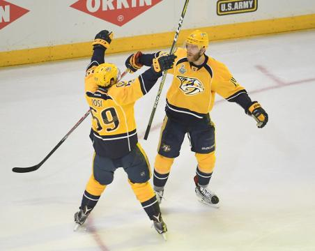 With all of Nashville behind them, the Predators dominated Game 3 to win their first ever Stanley Cup Final game.