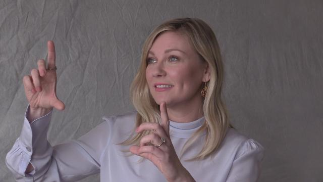 Kirsten Dunst, star of 'The Beguiled,' talks about her Instagram moment with Britney Spears and more.