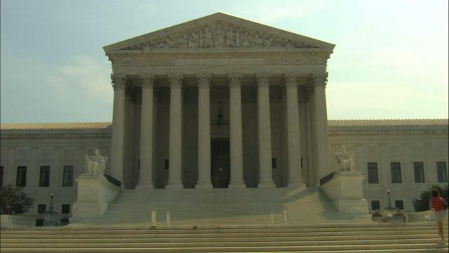 The Supreme Court ruled in favor of Bush Administration officials for the harsh treatment of illegal immigrants following the September 11th attacks. Veuer's Natasha Abellard has the story.