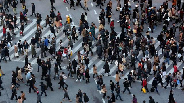 India's population is expected to surpass China's in about seven years and Nigeria is projected to overtake the United States and become the third most populous country in the world shortly before 2050