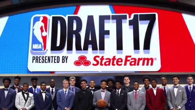 USA TODAY Sports tracks every pick in the 2017 NBA draft.
