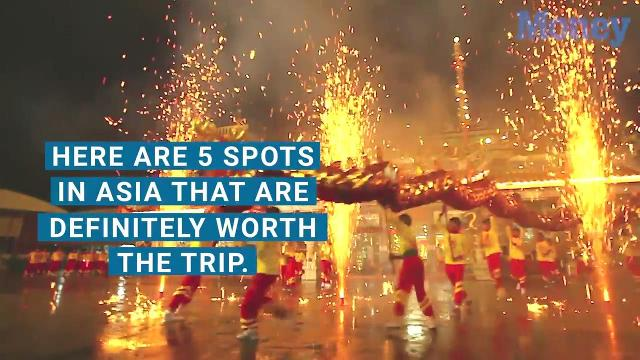 It is a good time to vacation in Asia. Here are the best Asian destinations for your wallet.
