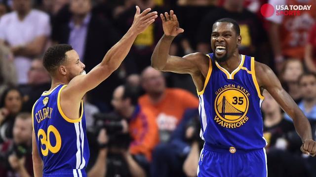 detailed look 86e2b a7b81 NBA Finals  Warriors take a commanding 3-0 lead on Cavs