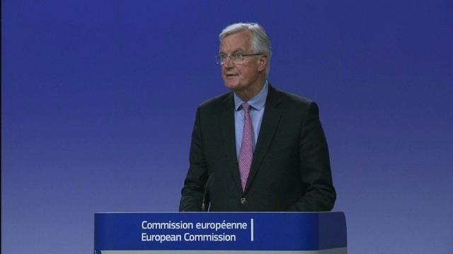 EU, UK agree priorities, timing for Brexit talks: barnier