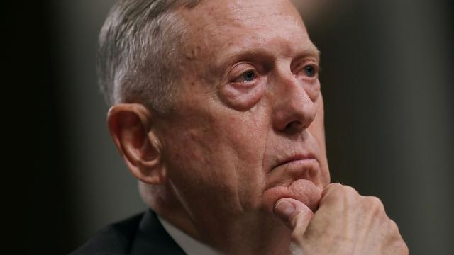Jim Mattis now has the power to send more troops to Afghanistan