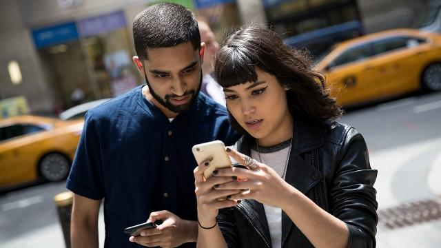 Researchers wanted to find out if the mere sight of a smartphone was enough to impair cognitive functioning. Video provided by Newsy