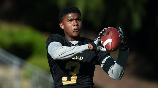 Keyshawn Johnson Junior is a taking leave of absence from the Nebraska Cornhuskers after receiving a marijuana citation