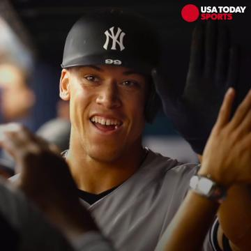 Yankees slugger Aaron Judge is on a roll and is quickly becoming one of the faces of baseball. We asked his Boston legend David Ortiz and Judge's teammates what makes the 25-year-old so special.