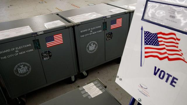 Data firm leaks details on almost every voter in the US