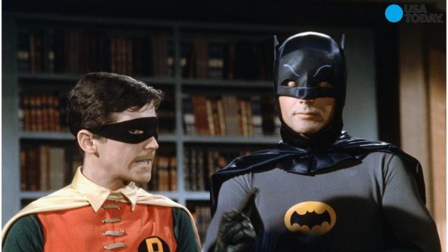 Adam West, who played TV's 'Batman,' dies at 88