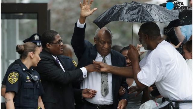Cosby judge declares mistrial, Prosecutors promise retrial