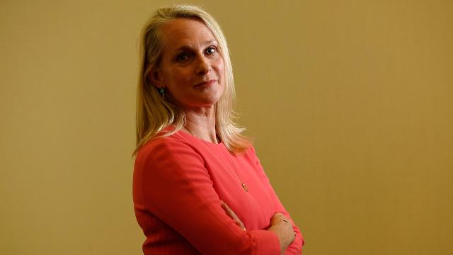 """Piper Kerman, author of the popular book """"Orange is the New Black: My Year in a Women's Prison,"""" says locking up mothers has a seismic effect on children."""
