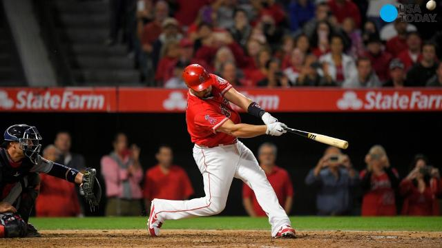Angels' Albert Pujols joins elite company with 600th career home run