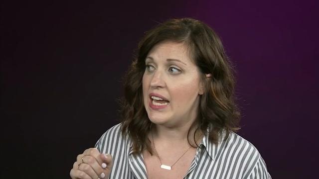 Allison Tolman delivers the dish on her 'Downward Dog' co-star, Ned