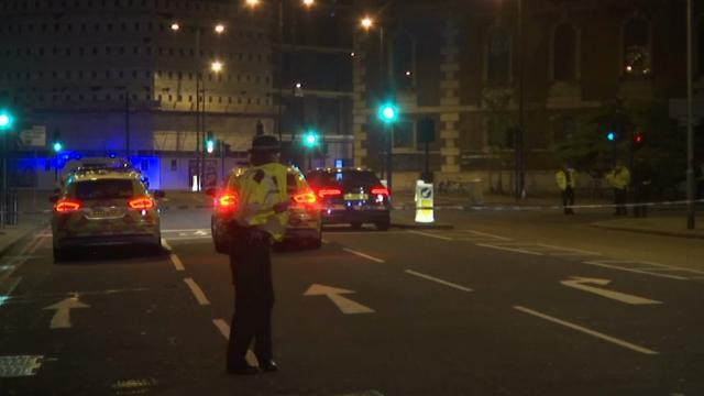 London eyewitness: 'I was so scared, i just ran'